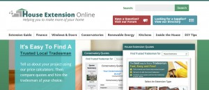 Leading Home Improvement Website Gets an Extension