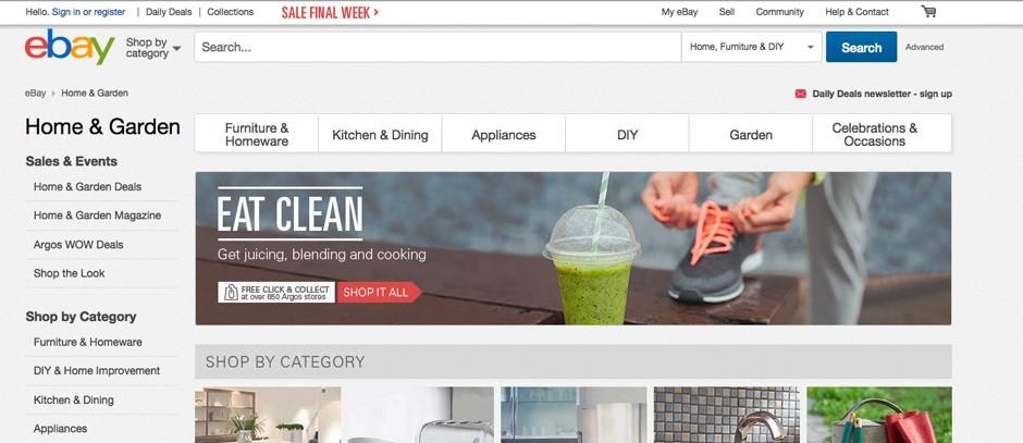 ebay vs ownwebsite